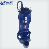 WQG型220V切割式污水泵无堵塞撕裂式潜水铰刀泵