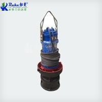 ZQB系列潜水轴流泵铸铁立式混流泵低扬程轴流泵
