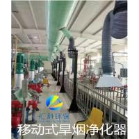 汇科环保移动式焊烟净化器