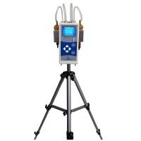 青岛国瑞环保 厂家直销供应 检测分析仪 便携式双路气体采样器