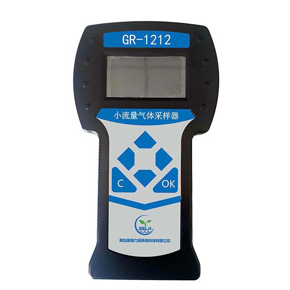 青岛国瑞环保 厂家直销供应 检测分析采样器 小流量气体采样器