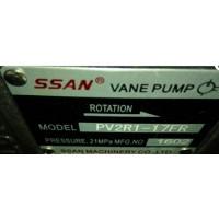 台湾SSAN叶片泵PV2R1-17FR 原装现货