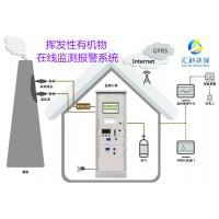 挥发性有机物在线报警监测系统(GC-FID)