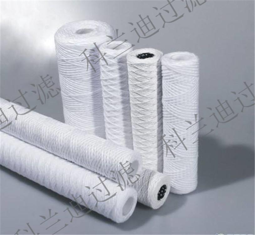 优质电厂污水处理PP线绕滤芯生产厂家
