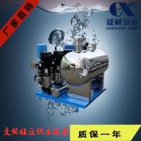 不锈钢无负压生活成套供水设备/变频恒压系统