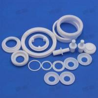 铁氟龙垫片耐温防磨密封四氟垫圈形状可加工定制