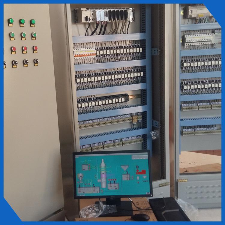 沧州厂家直供西门西PLC柜,三菱PLC控制柜,质优价廉