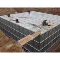 地上型BDF水箱,地埋式BDF水箱,地埋性镀锌钢板水箱