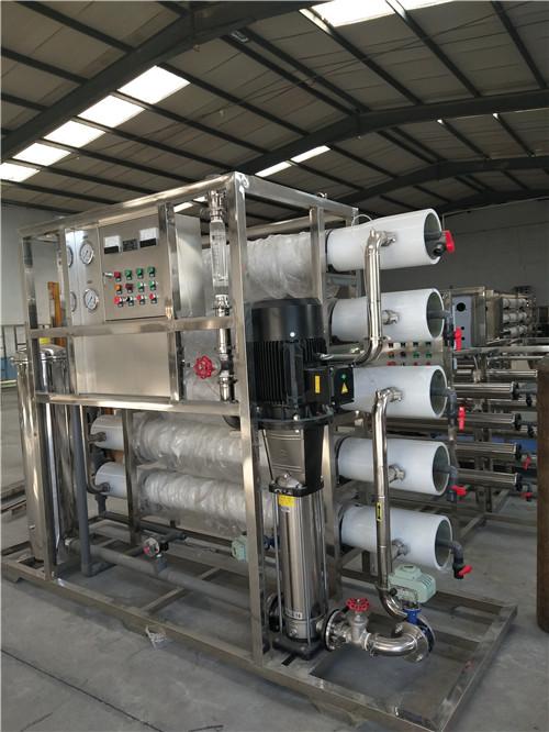反渗透设备膜元件的保存及管理  青州三一净水科技有限公司