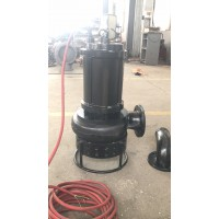 粉碎切割杂质泵,切割式清淤泵