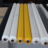 高张力线路板72T80T丝印网纱黄色白色印刷涤纶丝网