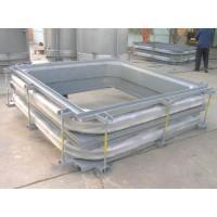 专业生产矩形金属伸缩节 膨胀节加工定制 波纹管补偿器