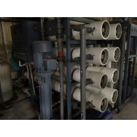 印刷废水超滤净水设备 10吨纸品厂车间废水处理