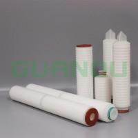 PPH基础款折叠滤芯 微孔膜折叠滤芯 食品级折叠滤芯