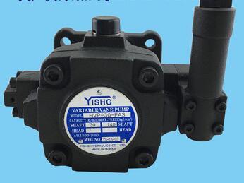 套湾YISHG高压叶片泵HVP-30-FA3