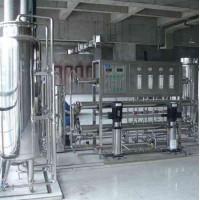 厂家直销2T/H双级反渗透 除盐水 纯水 直饮水