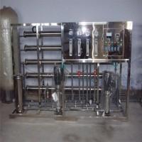 厂家直销1T/H双级反渗透 除盐水 纯水 直饮水