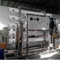 厂家订制  大型反渗透设备   纯净水设备