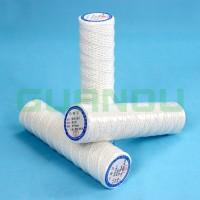 厂家直销 脱脂棉线绕滤芯 10英寸脱脂棉线绕滤芯