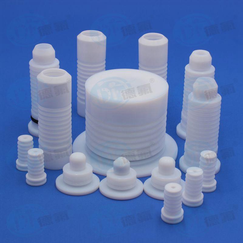 厂家全球定制四氟泵阀密封件高精密高品质定制品