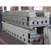 精研机床床身 大型机床床身铸件 机床工作台