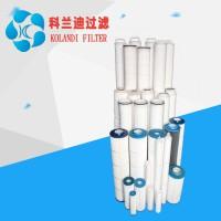 工业PP聚丙烯折叠滤芯吕县进口替代滤芯作用
