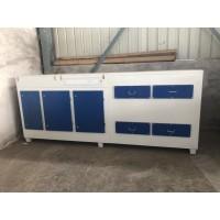 光氧活性炭一体机的特殊吸附作用对处理工业废气有显著效果