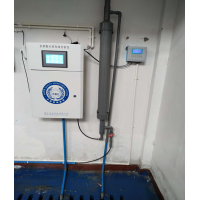 五参数在线水质分析仪