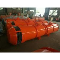 FBD压入式对旋风机改造低噪声改造