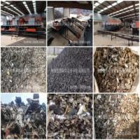 大型废铁垃圾回收设备,破碎铁垃圾回收有色金属