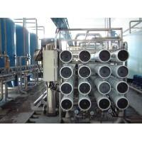 电子行业高纯水系统——100TPH反渗透纯水设备