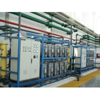 电子行业高纯水系统——60TPH EDI超纯水设备