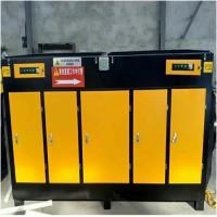 尚誉环保厂家直销10000风量UV光氧废气处理喷漆房净化器