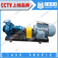is清水泵供应商台州is单级单吸离心泵厂家直销三昌泵业