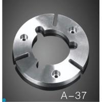 扬州光学仪器零件加工 厂 精密铝件成色高