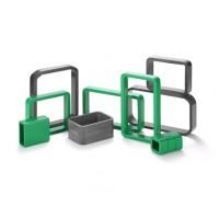 广东日钢NICORE条形铁芯 高精度低损耗硅钢铁芯厂家定制