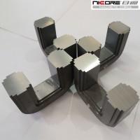 广东日钢NICORE旧料铁芯高精度低损耗硅钢铁芯厂家定制
