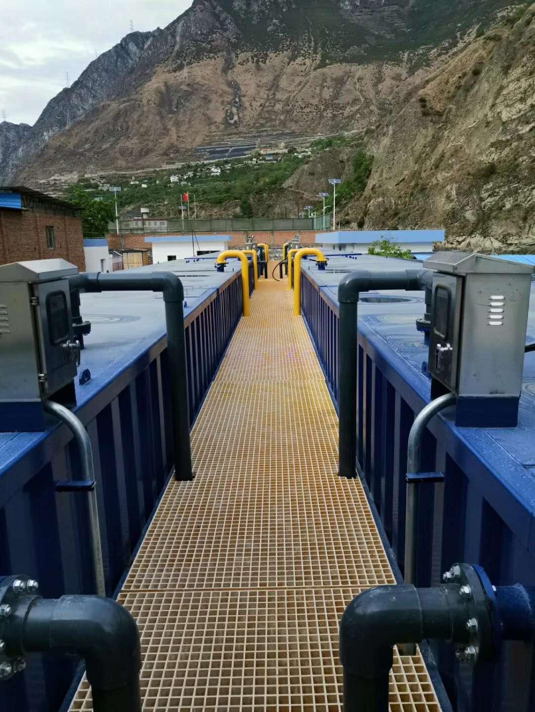 南充MBR50立方一体化污水处理设备