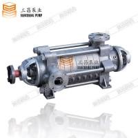 南昌D型卧式多级泵厂家长沙三昌泵业