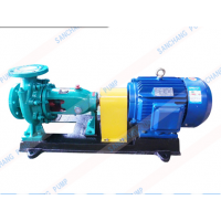 IS型单级单吸离心泵参数长沙三昌泵业