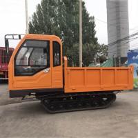 广西 3米超窄履带运输车 单缸履带翻斗车
