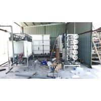 常州中水回用设备/武进区电镀废水回用设备/超滤设备