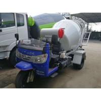 杭州小型水泥罐车三轮搅拌车厂家低价促销