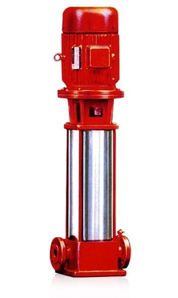 XBD消防泵 喷淋泵 消防增压稳压设备 立式单级消防水泵