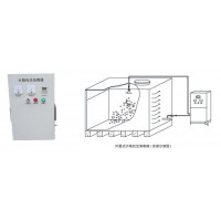 腾兴环保外置式水箱自洁消毒器安装示意图