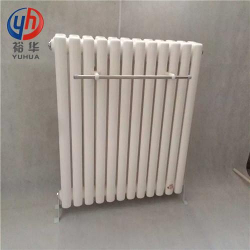 GZ209钢管二柱散热器工业用钢制暖气片-裕华采暖