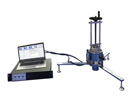 便捷式冲击吸收和垂直变形检测仪(一体机)