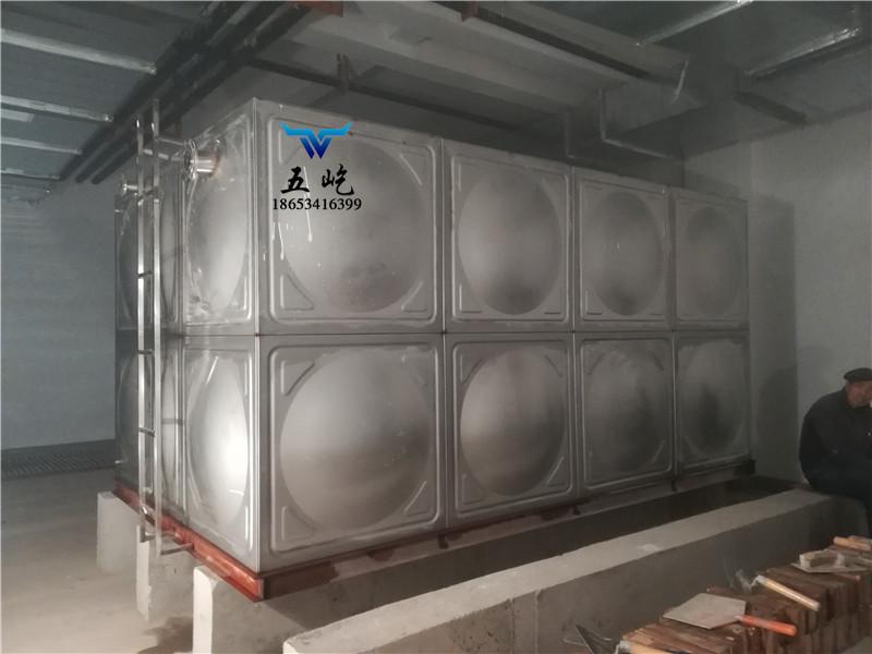晋城不锈钢消防水箱厂