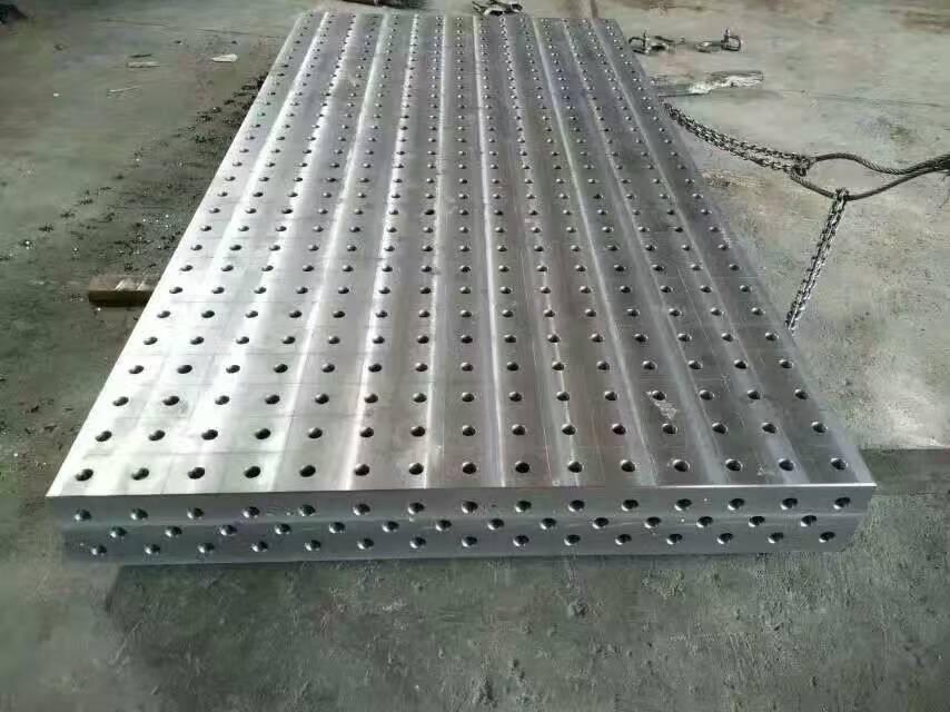 三维柔性焊接平台厂家