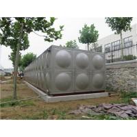 威海不锈钢组合水箱厂家